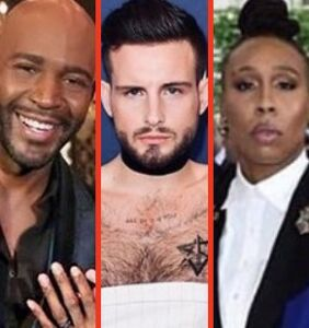 Jake Nodar sunbathes naked, Nico Tortorella turns looks & Brian Justin Crum hijacks the story