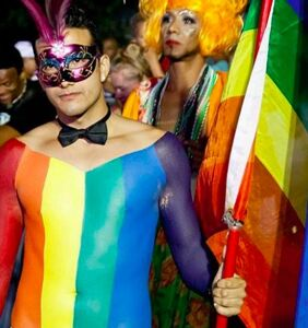Inside Amsterdam's 'homo monument,' red light district and Pride