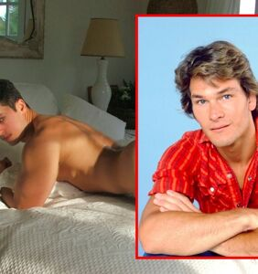 """I did Swayze"": Adult film star claims he once had sex with Patrick Swayze"