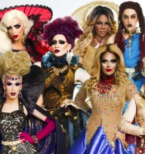 """Guess which """"Drag Race"""" alum just landed a role in a major movie"""