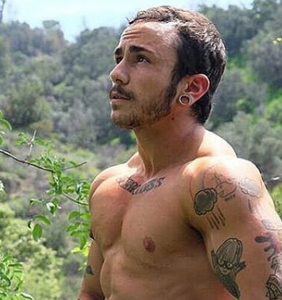 Meet the first trans man to model for an Andrew Christian campaign