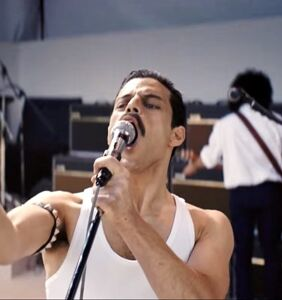The first official trailer for the Freddie Mercury 'Queen' biopic is here