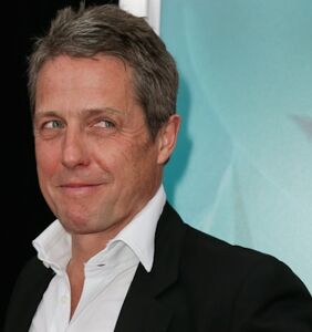 Hugh Grant sustained a common gay sex injury