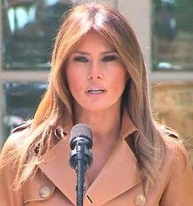 Twitter drags Melania Trump for her comically disastrous #BeBest anti-bullying campaign