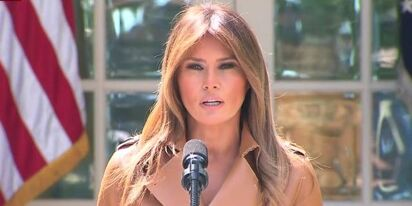Melania spent election night asleep in her bedroom not giving AF about anything, aide says