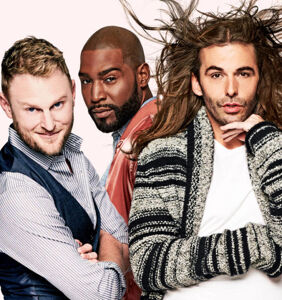 """POC workers at Old Navy claim they were """"hidden from view"""" during recent """"Queer Eye"""" taping"""