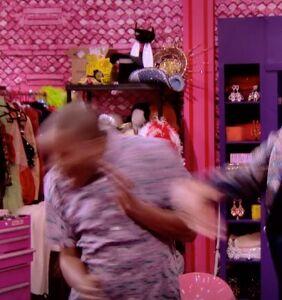 WATCH: RuPaul slaps Asia O'Hara upside the head