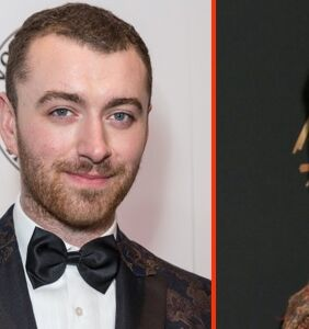 Sam Smith and Brandon Flynn have something naughty to show you