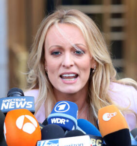 Bi Girl! Stormy Daniels comes out as bisexual in shocking Tomi Lahren Twitter feud