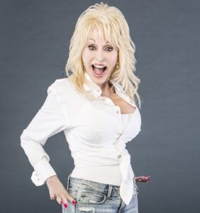 Tennessee might erect a Dolly Parton statue because, well, she's Dolly Parton