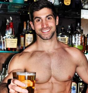 10 hot spots with sexy bartenders to quench your summer thirst
