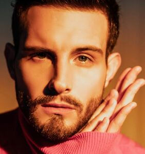 "Nico Tortorella reads his own poetry every day for spiritual guidance, is ""obsessed"" with his words"