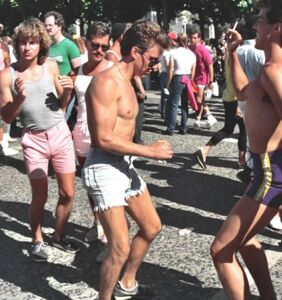 These 19 pictures of sexy at San Francisco pride through the years will have you itching for more