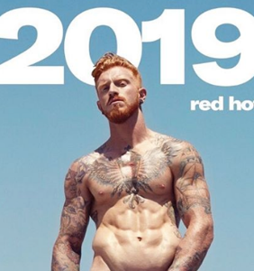 Treat yourself to a spicy sneak peek of the Red Hot boys' 2019 calendar