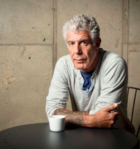 LGBTQ ally Anthony Bourdain found dead in hotel room