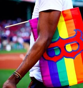 "Feeling left out, fans demand ""Straight Pride Night"" after Red Sox paint pitcher's mound rainbow"