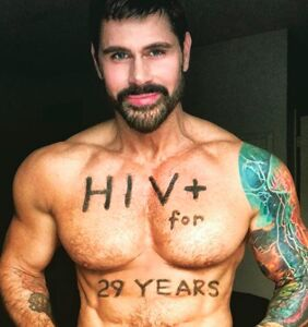 Instadaddy and HIV/AIDS activist Jack Mackenroth just made a major announcement