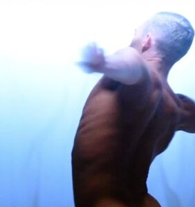 WATCH: Adam Rippon looks amazing as he bares it all for ESPN