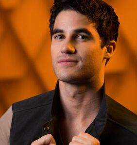 Expect to see a lot more of Darren Criss naked in the future