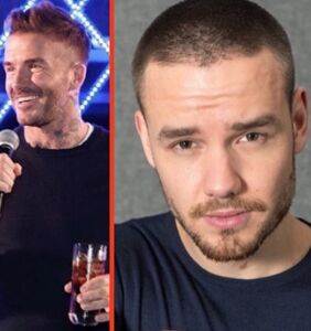 Pride feature highlighting straight stars Liam Payne and David Beckham is a mess
