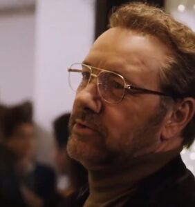 The trailer just dropped for Kevin Spacey's comeback film where he plays gay billionaire