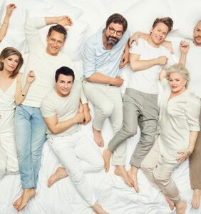 "Are you ready for a ""Queer As Folk"" reunion? Because it's ready for you."