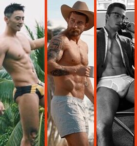 PHOTOS: It was a great week for hanging out in your underwear