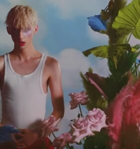 Troye Sivan 'blooms' in new video for summer's #1 bottoming anthem