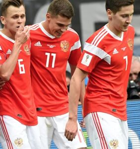 The secret gay message hiding in plain sight at the World Cup opener in Moscow