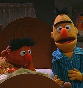 EXCLUSIVE: Are Bert & Ernie a couple? We finally have an answer…