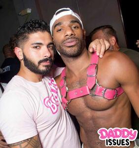 PHOTOS: Inside flirtatious L.A. dance party Daddy Issues