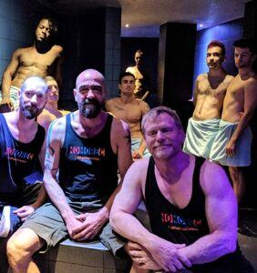This gay bathhouse wants 'NoMoreC' in Amsterdam