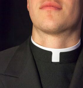 Priest busted for filming himself having gay sex on church altar goes into hiding
