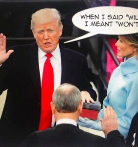 "These hilarious Trump ""I misspoke"" memes speak for themselves"