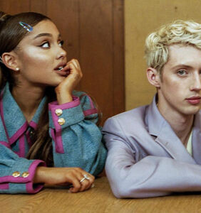 Troye Sivan and Ariana Grande break it down in new video for 'Dance To This'