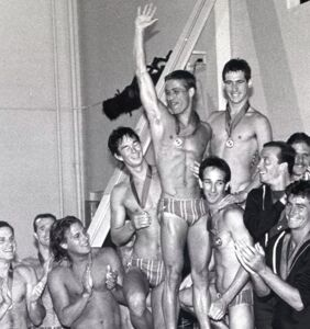 The inspiring story of a gay swim team that swam its way to victory back in 1982