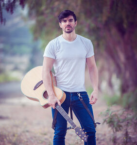 Steve Grand on getting sober, battling social anxiety and his new album 'Not the End of Me'