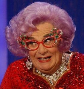 Dame Edna Everage comes out as a raging transphobic Trump supporter in new interview