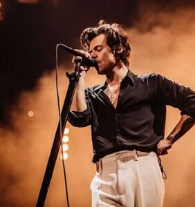 "Fans are getting sick of Harry Styles' ""maybe I am, maybe I'm not"" answers about being bisexual"