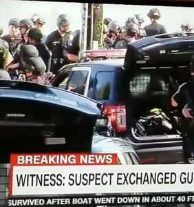 WATCH: Gay hostage situation witness cannot contain his thirst for suspect on CNN