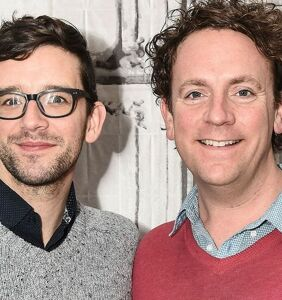 "Michael Urie & Drew Droege on their new film and ""coke-fueled wedding parties in Palm Springs"""