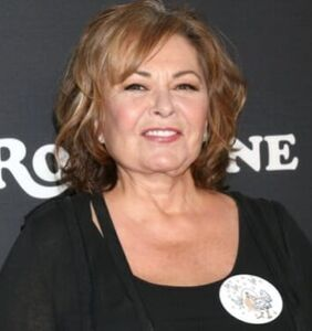 Roseanne Barr takes another move from the Trump playbook