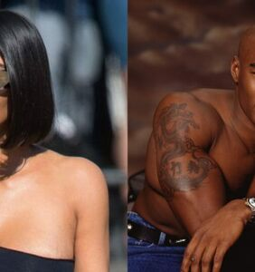 Kim Kardashian hints that Tyson Beckford is gay after he slams her body