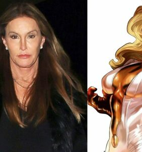 Caitlyn Jenner just revealed she wants to play a Marvel villain