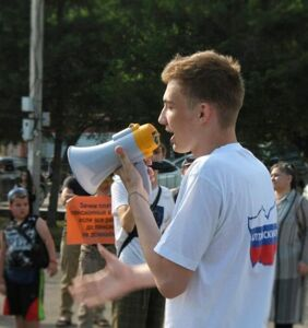 """Russia just prosecuted its first minor under its bogus antigay child """"propaganda"""" laws"""