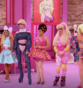 """Which """"Drag Race"""" queen was just banned from """"All Stars""""?"""