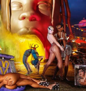 Travis Scott omits trans icon Amanda Lepore from his album cover
