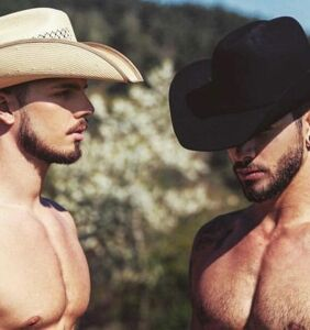 PHOTOS: Gay cowboys, chefs and rock climbers round out the week on Queerty's IG