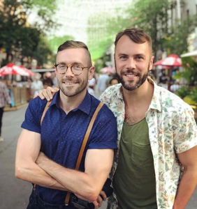 WATCH: Travel duo John and Kit get lost in Montréal's Gay Village