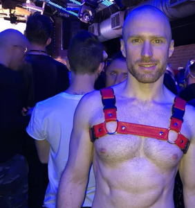 A gay club denied this hottie entry because he went out in high heels